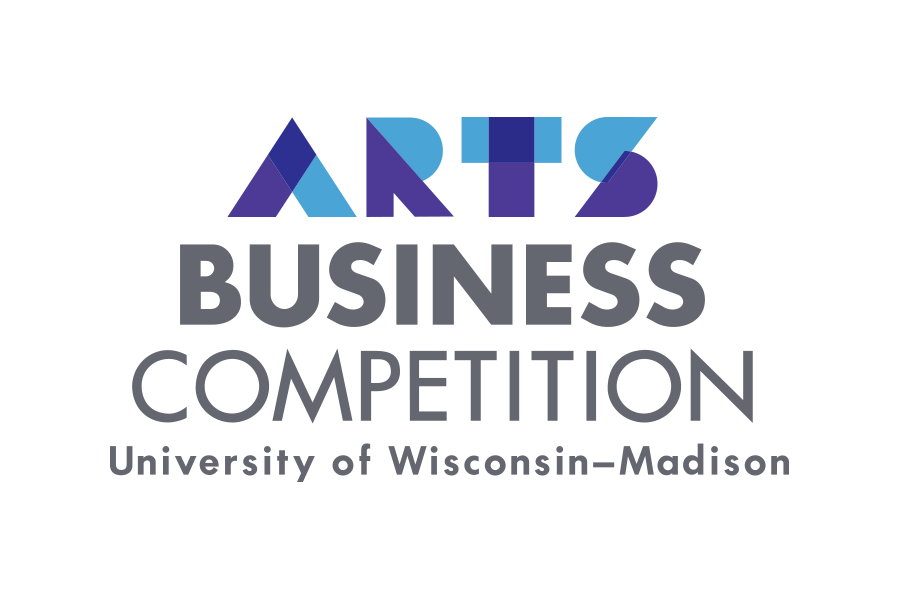 Arts Business Competition, University of Wisconsin–Madison logo