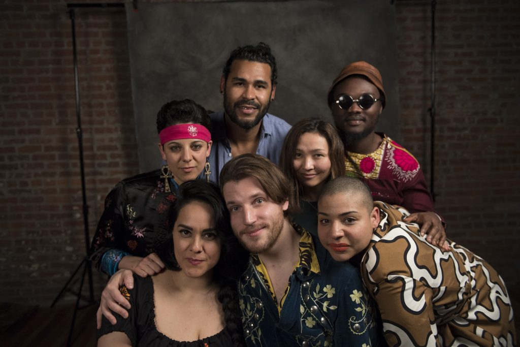 Afro Yaqui Music Collective portrait