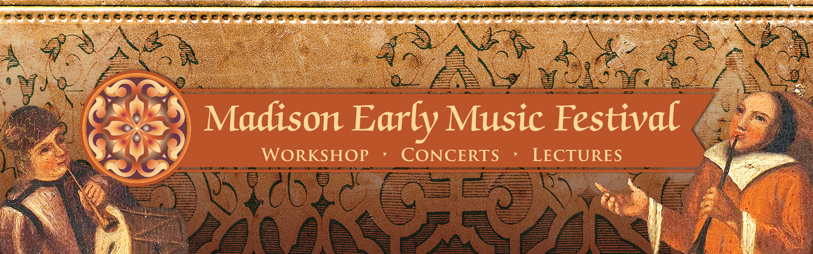 Madison Early Music Festival: Workshop, Concerts, Lectures