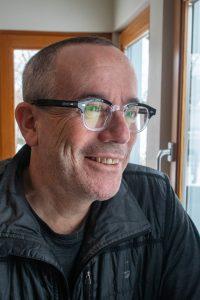 Michael Peterson headshot