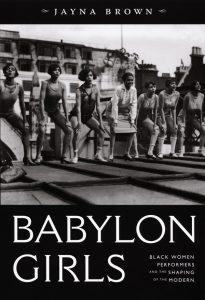 cover art for Babylon Girls